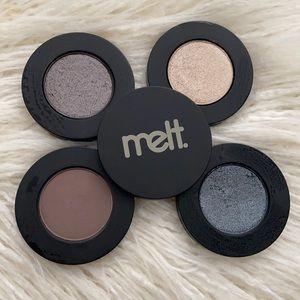 MELT | Authentic | Gunmetal Magnetic Stack